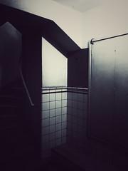 Midnight (Andrés Bentancourt) Tags: creepy basement night bulding architechture mystery horror terror uruguay uruguai montevideo southamerica montevideu obscure midnight