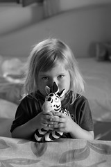 Alisa and Jay (arthur_streltsov) Tags: pancolar mcpancolar50 50mm f18 carlzeissjena germanlens vintagelens manuallens sony nex3 monochrome bw blackwhite portrait baby
