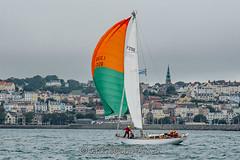 Rocquette (Matchman Devon) Tags: classic channel regatta 2017 st peter port paimpol rocquette