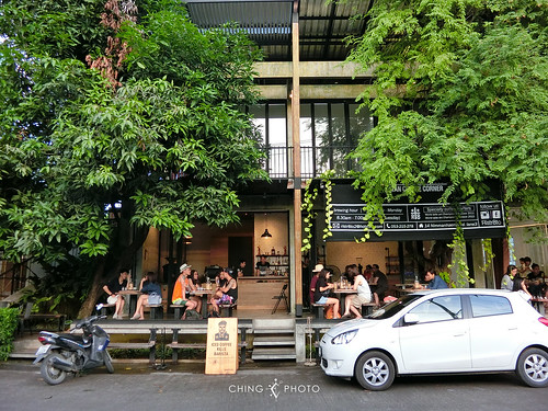 Another iconic cafe in Chiang Mai
