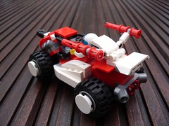 Żaba - Attack Buggy (Śląski Hutas) Tags: lego moc bricks buggy poland polska futuristic scifi modification