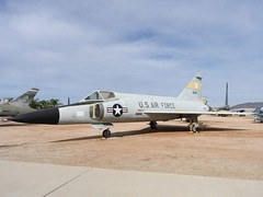 "Convair F-102A Delta Dagger 1 • <a style=""font-size:0.8em;"" href=""http://www.flickr.com/photos/81723459@N04/36079440580/"" target=""_blank"">View on Flickr</a>"