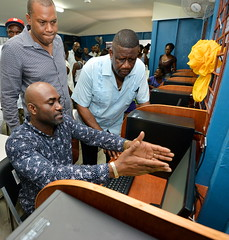 COMMUNITY ACCESS POINT OPENS IN ANNOTTO BAY (JIS)