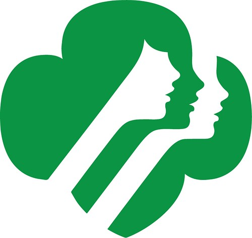 girl scout logo the craft chop