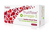 Fruitflow® + Omega-3 fish oil food supplement 30 one-a-day capsules for healthy blood flow & normal heart function (trolleytrends) Tags: blood capsules fish flow food fruitflow® function healthy heart normal omega supplement