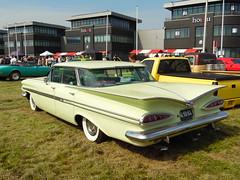 Chevrolet Impala (1959) (brizeehenri) Tags: chevrolet impala 1959 ae9583 brielle