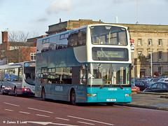 4002 (Y48 ABA) - Black Horse Street, Bolton (didsbury_villager) Tags: arrivanorthwest 4002 y48aba bolton