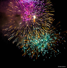 Gorey Fete Fireworks 7 (mattatronics) Tags: fireworks long exposure colour bright pretty sparkle shine nikon
