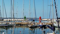 Yachting (Paweł Szczepański) Tags: piran slovenia si