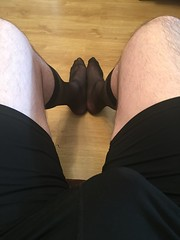 (Man in sock and pantyhose) Tags: guyintights tights manintights socks gaysocks shinytights tightsguy herrenstrumpfhose sheersocks gay gayfetish gayfootfetish gayfeet stockfetish nylon nylonfetish whiteshocks whitesox smelly sox sheer nylongay stocking sneakers lycra malesocks