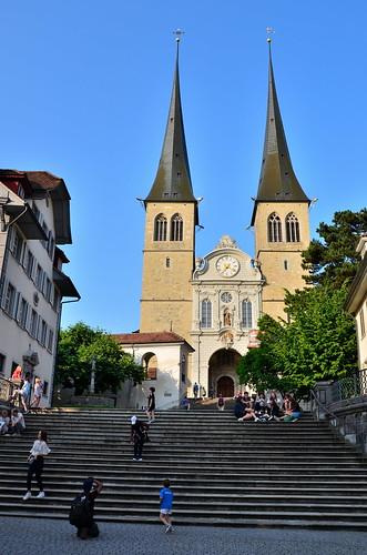 Hofkirche St Leodegar, Luzern