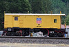 SP Flanger (youngwarrior) Tags: train car railroad southernpacific espee sp mow maintenance oakridge oregon flanger