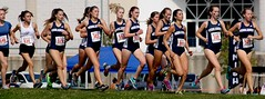 The Loveliness of the Long-Distance Runners (stephencharlesjames) Tags: crosscountry sport womens athletics action middlebury college running ncaa
