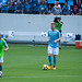 David Silva and Kevin de Bruyne