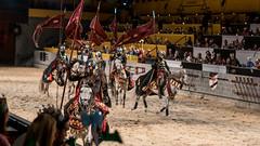 Medieval Times (kuntheaprum) Tags: medievaltimes dinnershow horse sword lance joust nikon d750 sigmaart 50mm f14