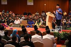 Majlis Jalinan bersama pasukan beruniform,pergerakan wanita Umno.PWTC,12/6/17
