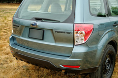 2012 Subaru Forester 2.5x (donaldgruener) Tags: plastidip forester subaru subaruforester sh badges emblems blackout