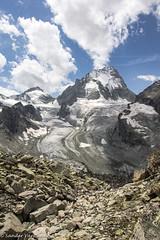 Dent Blanche (Unliving Sava) Tags: wallis pointedezinal alps glacierdezinal switzerland valdanniviers valais alpen dentblanche suisse summer schweiz switzerland2017 glacierdugrandcornier rocnoir hiking mountains zwitserland zermatt ch