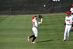 EASY OUT (MIKECNY) Tags: catch defense ball nypennleague tricityvalleycats astros joebrunostadium baseball minorleague