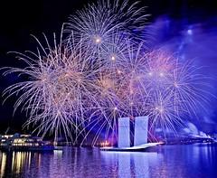 Skyfall over Lake Geneva (somabiswas) Tags: fêtesdegenève lake geneva festival lights fireworks night switzerland tourism saariysqualitypictures