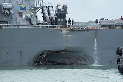170821-N-OU129-022 (U.S. Pacific Fleet) Tags: usnavy 7thfleet seventhfleet ussjohnsmccain ddg56 singapore washington dc unitedstates