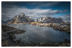 Reine (Sizun Eye) Tags: reine lofoten norway spring may 2017 fjord landscape paysage norvège nikon d750 tamron2470mmf28 le leefilters nisifilters longexposure sizuneye