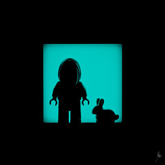 Shadow (393/100) - Veterenarian (Ballou34) Tags: 2017 7dmark2 7dmarkii 7d2 7dii afol ballou34 canon canon7dmarkii canon7dii eos eos7dmarkii eos7d2 eos7dii flickr lego legographer legography minifigures photography stuckinplastic toy toyphotography toys 7d mark 2 ii eos7d stuck plastic courbevoie îledefrance france fr nanterre puteaux blackwhite light shadow photgraphy enevucube minifigure 100shadow collectible series 17 rabbit pet veterenarian doc doctor