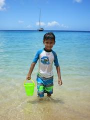 08-15-17 Family Vacation 07 (Leo) (derek.kolb) Tags: hawaii oahu haleiwa waimea family
