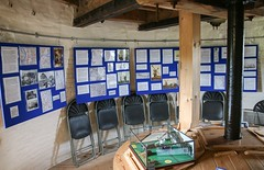 Holgate Windmill exhibition, the Lost Windmills of York - 2