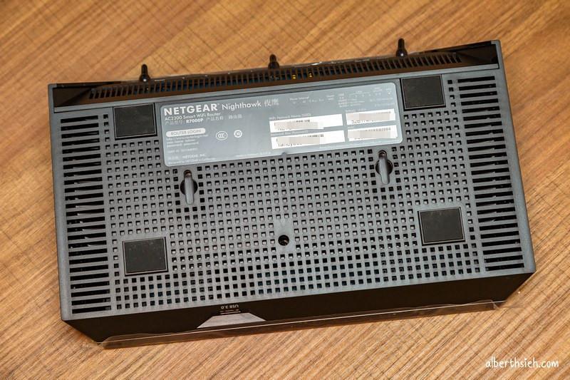 Netgear R7000P 雙頻無線路由器
