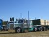George Van Dyke Trucking Peterbilt 389, Truck# 21 (Michael Cereghino (Avsfan118)) Tags: 2017 brooks 25th annual truck show peterbilt pete model 389 4 axle quad gvd george van dyke trucking