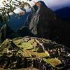 Machu PIcchu the timeless. (Lewitus) Tags: machupicchu ruins scannedslides hasselblad perú