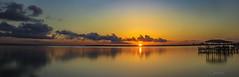 ChocBay_070617_IMG-9445 (Brandohl Photography [Wendy]) Tags: choctawachee bay sunrise legion park miramar florida panhandle destin sky clouds reflection sun dock morning explore