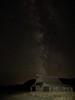 Mormon barn (lenswrangler) Tags: lenswrangler digikam rawtherapee barn mormon jackson wyoming night sky miklyway stars moulton teton
