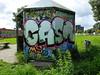 Graffiti Capelsebrug (oerendhard1) Tags: graffiti streetart urban art rotterdam capelsebrug casm drs gap