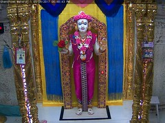 Ghanshyam Maharaj Shayan Darshan on Tue 05 Sep 2017 (bhujmandir) Tags: ghanshyam maharaj swaminarayan dev hari bhagvan bhagwan bhuj mandir temple daily darshan swami narayan shayan