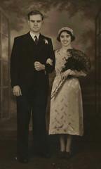 John Sutcliffe and Christine Rosa Butcher