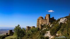 Castillo de Loarre (Luis Cortés Zacarías) Tags: loarre huesca románico castillo