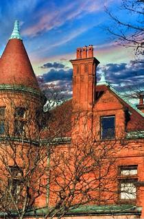 Toronto Ontario ~ Canada ~ York Club ~ George Gooderham  Mansion