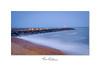 Dusk in Dorset (Ken Walker Photography) Tags: water westbay surf seascape seaocean longexposure dorset pier