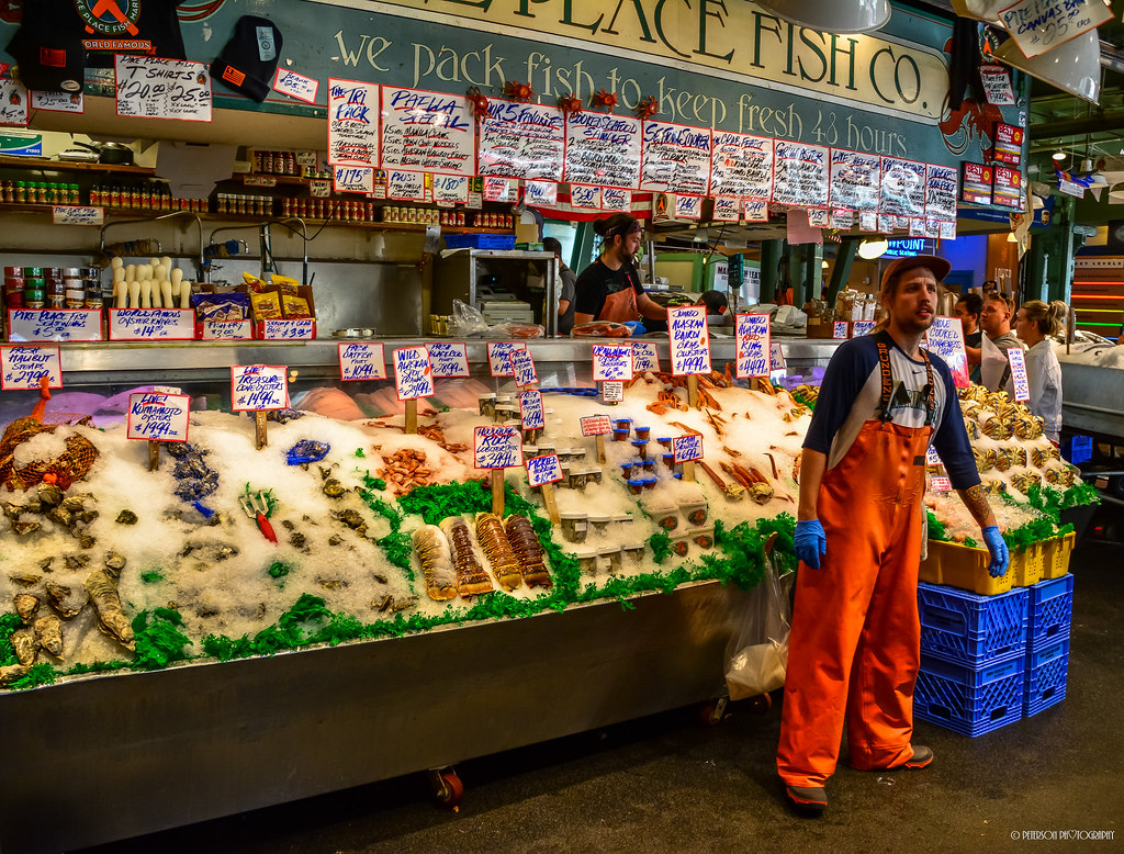 The world 39 s best photos of fish and fishmarket flickr for Washington fish market