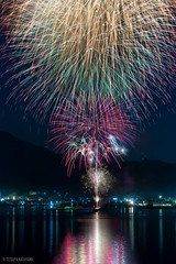 Togitsu summer festival 2017 (tetsuyakatayama) Tags: firework nightview light night nagasaki japan sea