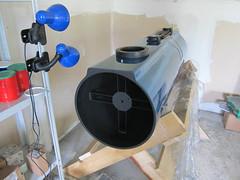 300mm F/4 Newton astrograph (Oleg Chekalin) Tags: telescope astrograph
