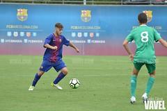 DSC_0142 (VAVEL España (www.vavel.com)) Tags: barcelona barça fcb planterfcb masía cantera juvenil dh formativo bellvitge divisióndehonor blaugrana