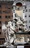 Battleworn (Seeing Visions) Tags: 2017 argentina ar buenosaires recoleta cementeriodelarecoleta cemetery graveyard masoleum crypt sculpture marble carved angel wings throne armor femaile woman stained broken windows drvirgiliompedin decayed raymondfujioka