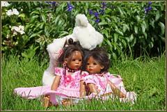 Die Minis ... es war so schön ... (Kindergartenkinder) Tags: annette himstedt dolls leleti kindergartenkinder
