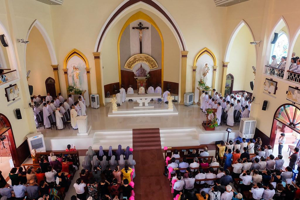 Thánh lễ tạ ơn khánh thành nhà thờ Hòa Cường – Giáo phận Đà Nẵng - Ảnh minh hoạ 29