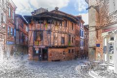 Exposition de Toulouse Lautrec, Albi (PhilHydePhotos) Tags: albi albigensians architecture buildings france southoffrance bâtiments