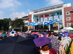 General Commencement (Carrascal Girl) Tags: up diliman updiliman universityofthephilippines graduation cssp generalcommencement quezonhall ampitheater quezoncity