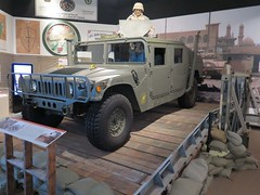 "M1043 Up-Armored HMMWV 1 • <a style=""font-size:0.8em;"" href=""http://www.flickr.com/photos/81723459@N04/37125496592/"" target=""_blank"">View on Flickr</a>"